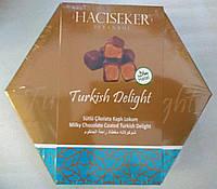 Шоколадный рахат лукум Турция