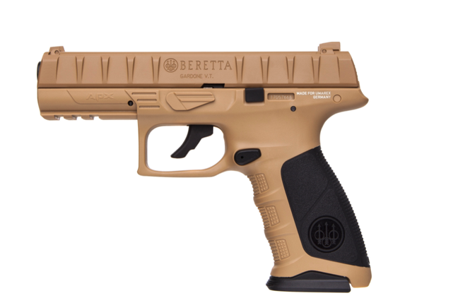 Пневматический пистолет Umarex Beretta APХ FDE, фото 2