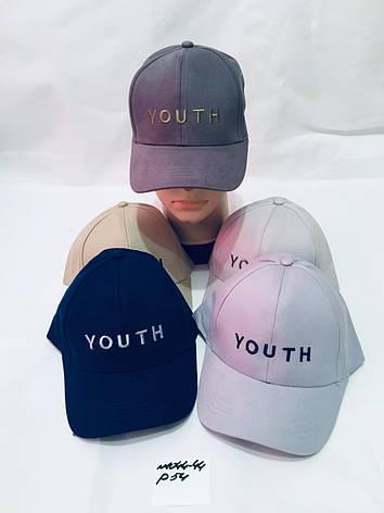 Річна кепка для хлопчика Youth р. 54, фото 2