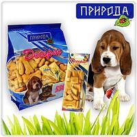 """""""Злаки"""" - десерт для собак всех пород в виде печенья."""