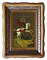 Георгий Победоносец (Юрий, Егорий, Егор) именная икона №1