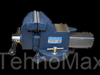 Тиски слесарные стальные 5 дюймов (130 мм) 360°