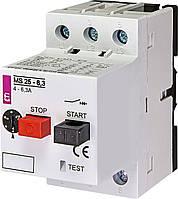 Автоматичний вимикач захисту двигуна MS25-6.3 ETI