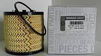 Фильтр масляный на Renault Trafic / Opel Vivaro 2.5dCi (135 л.с.) c 2003... Renault (оригинал) 7701479124