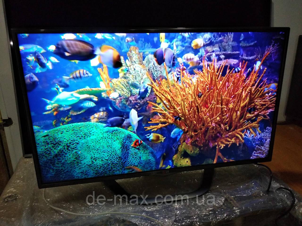 Телевизор 42 дюйма LG 42LA620V DVB-T2 Smart TV 3D Wi-Fi