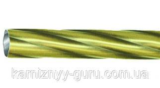 Труба витая для карниза ø 19 мм