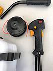 ✅ Бензокоса  Partner DX 56 ( 2 ножа 1 катушка ) Мотокоса Партнер DX 56, фото 4