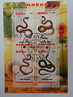 "Руанда Блок ""Змеи"" 2013 г."