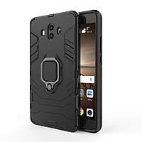 Чехол Ring Armor для Huawei Mate 10 Черный