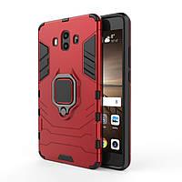 Чехол Ring Armor для Huawei Mate 10 Красный