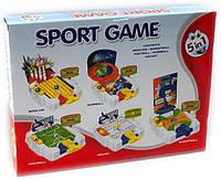 Спортивные настольные игры 5 в 1