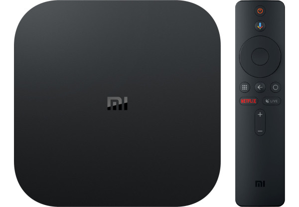 TV-Приставка/HD-медіаплеєр  Xiaomi Mi box S International Edition