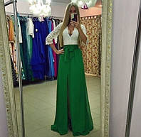 Платье в пол РК7712
