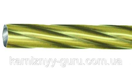 Труба витая для карниза ø 25 мм