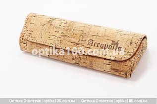 Оригинальный пробковый футляр для очков на подарок