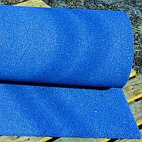 Резиновый коврик 1200х2400х10 синий, фото 1