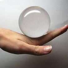 Хрустальный шар для фокусов и манипуляций 60 мм
