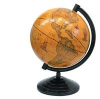 Глобус Старинный, 16 см