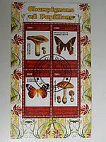 "Конго Блок ""Грибы-бабочки"" 2009 г."