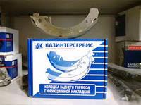 Колодки тормозные задние ВАЗ 2101-2107 Vis
