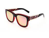 Солнцезащитные очки в стиле PRADA (15005) red, фото 1
