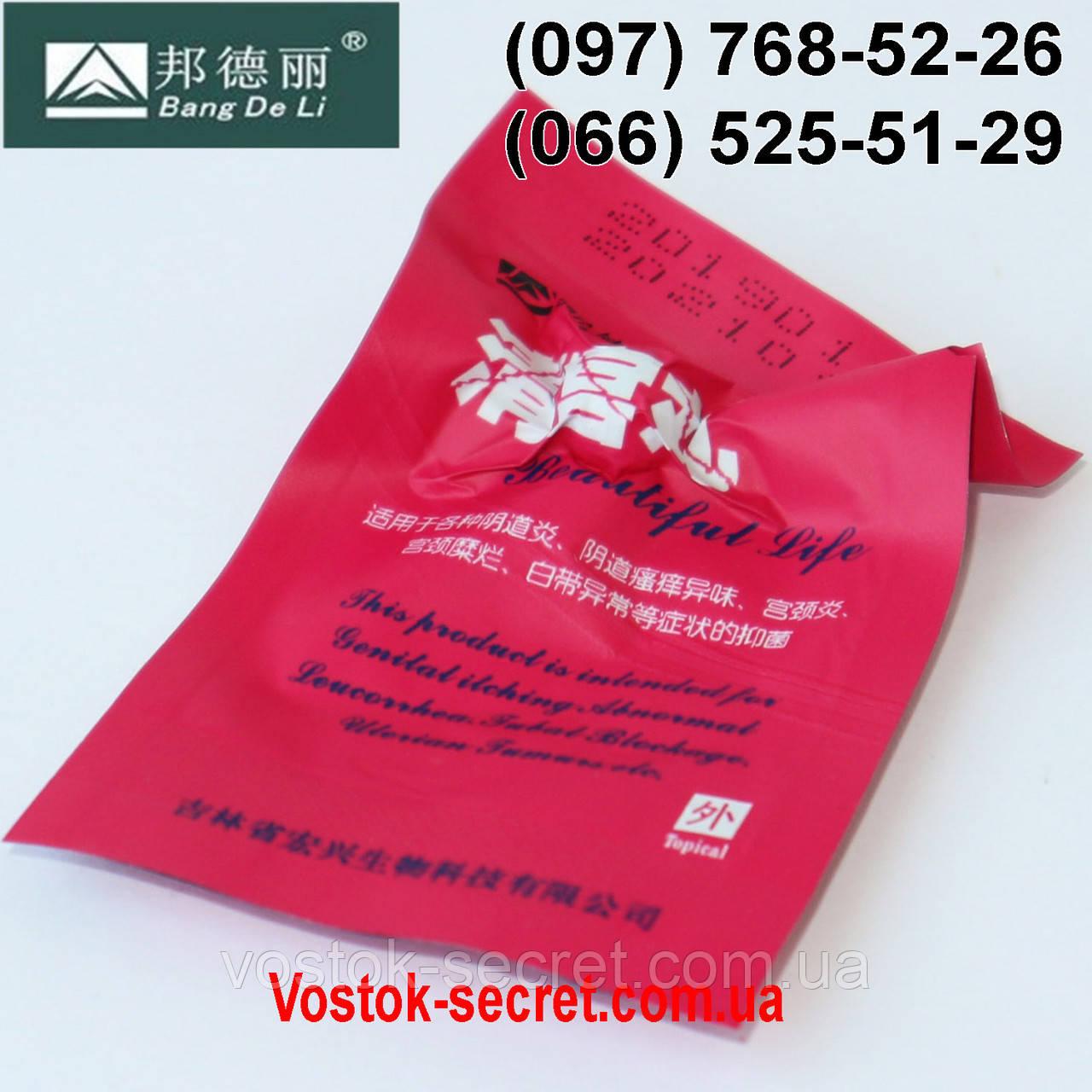 10 китайских тампонов Beautiful Life (Бьютифул Лайф),  срок годности до 08.2021г.
