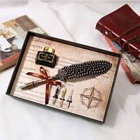 Ручка Перо для каллиграфии в подарок стиль винтаж