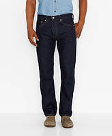 Мужские джинсы LEVIS 505® Straight Jeans rinse, фото 1