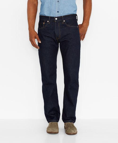 9ccc73a72ee Мужские джинсы LEVIS 505® Straight Jeans rinse - denim в Днепре