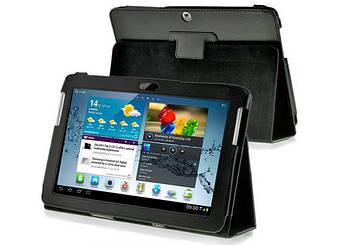 "Чехол для планшета Samsung Galaxy Tab 2 10.1"" P5100/P5110/P5113/P7510 Case Black"