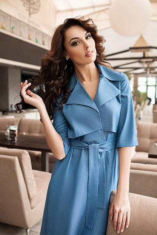 Джинсовое платье , фото 2