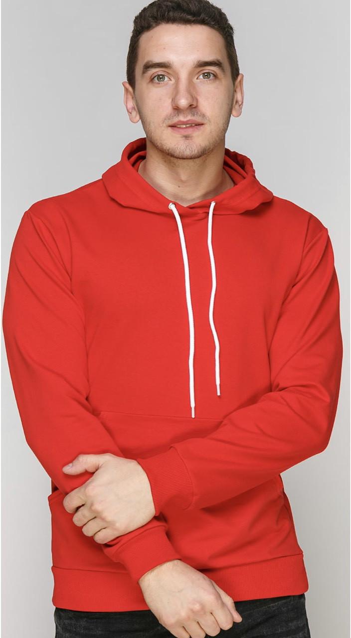 Кенгуру з капюшоном червоне