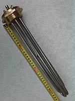 """Блок тэн 6,0 кВт 1,5""""(42мм) наружная резьба для электрокотла"""