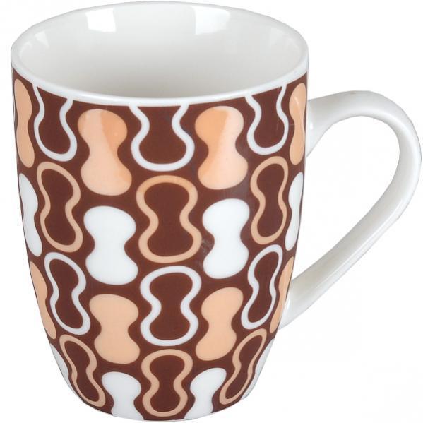 Чашка фаянс   300 МЛ  «узор»