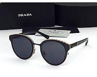 Солнцезащитные очки в стиле PRADA (15130) black