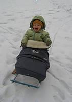 Конверт спальный мешок Multi Arctic для детей на овчине № 20 (standart), WOMAR,