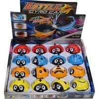 Детская Игрушка Машинка Battle Gyro Car Божья Коровка 16 шт в Упаковке