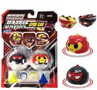 Детские Игрушки Набор Машинок Battle Car Gyro Car Боевые Жуки 2 шт На Блистере