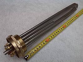"""Блок тэн 6,0 кВт 2,0""""(59мм) наружная резьба для электрокотла"""