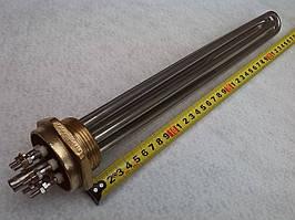 """Блок тэн 7,5 кВт 2,0"""" (59мм) наружная резьба для электрокотла"""