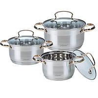 Набор посуды 6 пр. Maestro MR 3516-6M