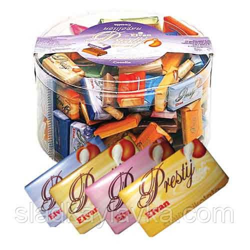Шоколадные плитки Престиж (Elvan)