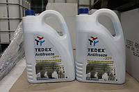 Антифриз Tedex -37.5л (синій,червоний)