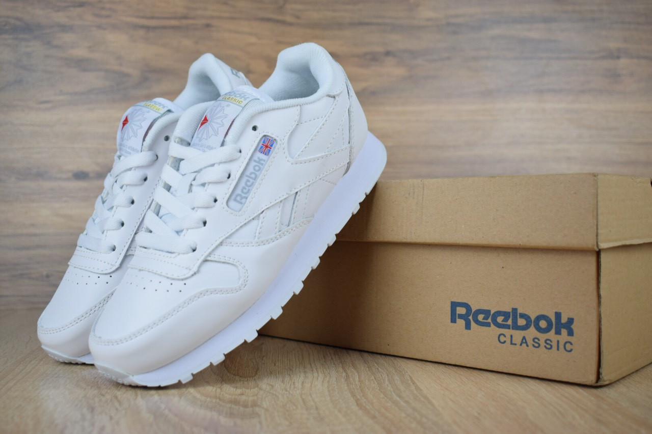 8a01e09d Женские кроссовки в стиле Reebok, белые , цена 1 070 грн., купить ...