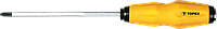 Отвертка крестовая ударная PH1x75 мм Topex 39D260, фото 1