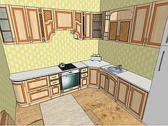 Кухня Юля Нова в Хмельницком