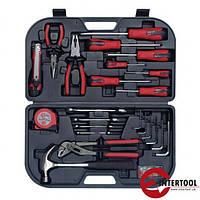 Набор инструмента слесарный Intertool ET-6001