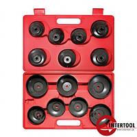 Набор съемников масляного фильтра Intertool HT-7204