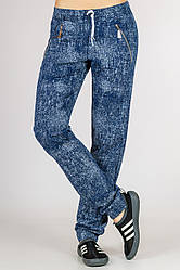 Жіночі трикотажні штани Мішель
