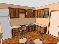 Кухня Юля Нова в Шепетовке